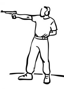 pistol-target-shooting-coloring-page